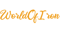 WorldOfIron logo