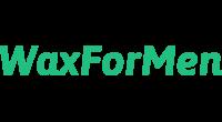WaxForMen logo
