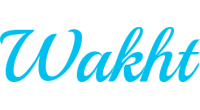 Wakht logo