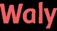 Waly logo