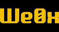 We0x logo