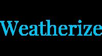 Weatherize logo