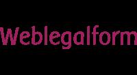 Weblegalform logo