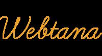 Webtana logo