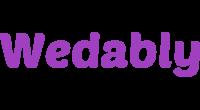 Wedably logo