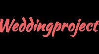Weddingproject logo
