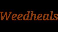 Weedheals logo