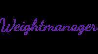 Weightmanager logo
