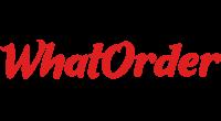 WhatOrder logo