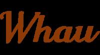 Whau logo