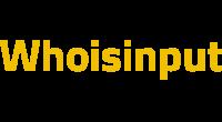 Whoisinput logo