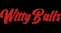 WittyBalls logo