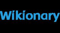 Wikionary logo