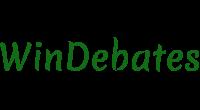 WinDebates logo