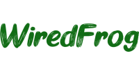 WiredFrog logo