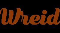 Wreid logo