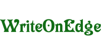 WriteOnEdge logo