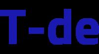 T-de logo