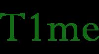T1me logo