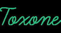 Toxone logo