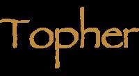 Topher logo