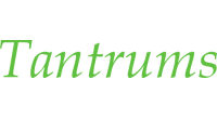 Tantrums logo