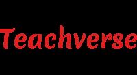 Teachverse logo