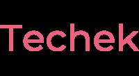 Techek logo