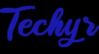 Techyr logo