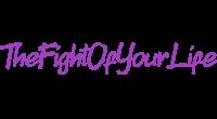 TheFightOfYourLife logo