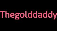 Thegolddaddy logo