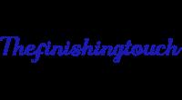 Thefinishingtouch logo