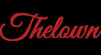 Thelown logo