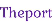 Theport logo