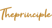 Theprinciple logo