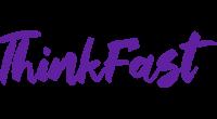 ThinkFast logo