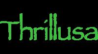 Thrillusa logo