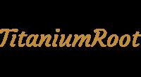 TitaniumRoot logo