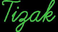 Tizak logo
