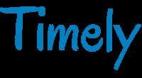 Timely logo