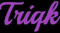 Triqk logo