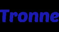 Tronne logo