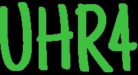UHR4 logo