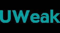 UWeak logo