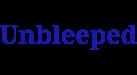 Unbleeped logo