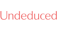 Undeduced logo