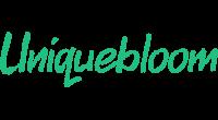 Uniquebloom logo
