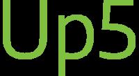 Up5 logo