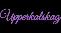 Upperkalskag logo