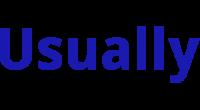 Usually logo